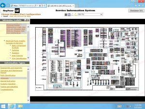 Caterpillar SIS 1 300x225 - نرم افزار تعمیر و نگهداری کاترپیلار Caterpillar SIS