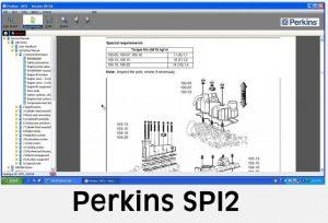 Perkins SPI.1 300x204 - نرم افزار تعمیر و نگهداری پرکینز Perkins SPI2 2015A