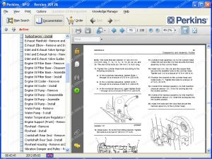 Perkins SPI.2016.2 300x225 - نرم افزار تعمیر و نگهداری پرکینز Perkins SPI2 2016A