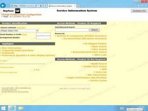 caterpillar SIS 4 300x225 - نرم افزار تعمیر و نگهداری کاترپیلار Caterpillar SIS